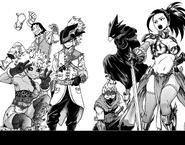 Volume 14 Fantasy AU