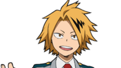 Denki Kaminari My Hero Academia Wiki Fandom Powered By Wikia
