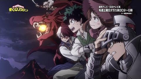 Boku no Hero Academia Ending 3 - Datte Atashi no Hero
