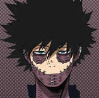 Dabi Anime Portrait