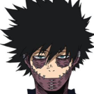 Dabi Anime Portrait