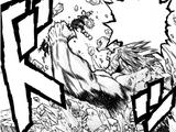 Tomura Shigaraki vs. Gigantomachia