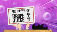 Minoru Mineta chooses his hero name