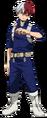 Shoto Todoroki HéroeB