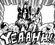 Class 1-A wins the Joint Training Battle