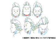 Mirio Togata Anime Concept 1