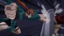 Itsuka Kendo vs. Momo Yaoyorozu