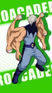 Mezo Shoji Character Art 1 Smash Tap