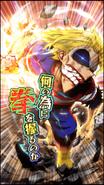 All Might Upgrade Character Art 10 Smash Rising