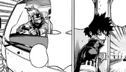Dabi argues with Spinner