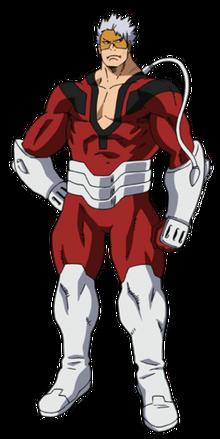 Vlad King anime profile