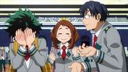 Izuku, Ochaco & Tenya