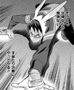 Koichi as Nice Guy
