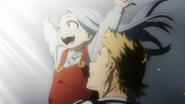 Eri freed from Overhaul (Anime)