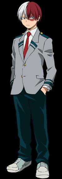 Shoto Todoroki My Hero Academia Wiki Fandom