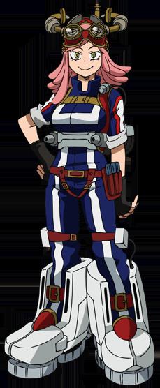 Mei Hatsume Anime Profile