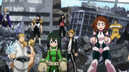 Class 1-A ready to fight the USJ Villain