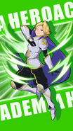 Yuga Aoyama Character Art 2 Smash Tap
