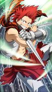 Eijiro Kirishima Character Art 10 Smash Tap