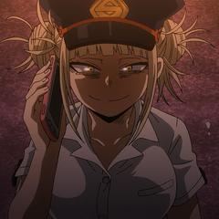 Kemy utsushimi en realidad es Himiko Toga.