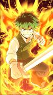Izuku Midoriya Character Art 12 Smash Tap