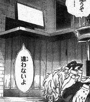 Sensei hablando con Tomura