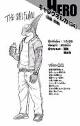 Volume 13 Kugo Sakamata Profile
