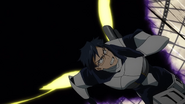 Tenya runs from Kurogiri