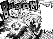 Katsuki beats Eijiro