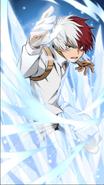 Shoto Todoroki Character Art 8 Smash Tap