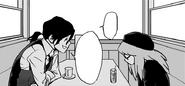 Rokuro talks with Kazuho