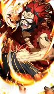 Eijiro Kirishima Character Art 8 Smash Tap