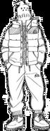 Kojiro Bondo Civilian