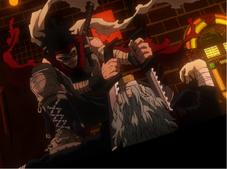 Stain vs Tomura