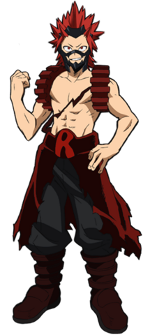 File:Eijiro Kirishima Hero Costume Profile.png