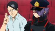Seiji gets advice