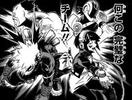 Team Katsuki's Perfect Teamwork
