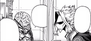 Toshinori tells All For One he will never escape