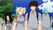 Ketsubutsu Academy students