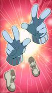 Toru Hagakure Character Art 1 Smash Tap