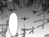 Sky Egg Bombing
