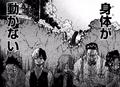 Izuku, Shoto, Eijiro, Tenya and Momo in fear.png