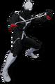 Diseño de Twice en My Hero One's Justice 2