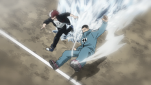 Inasa comes in first place