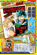 My Hero Academia Movie 2 Announcement