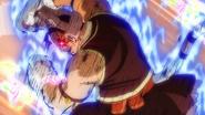 Tora's aura