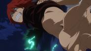 Eijiro calls out to Katsuki