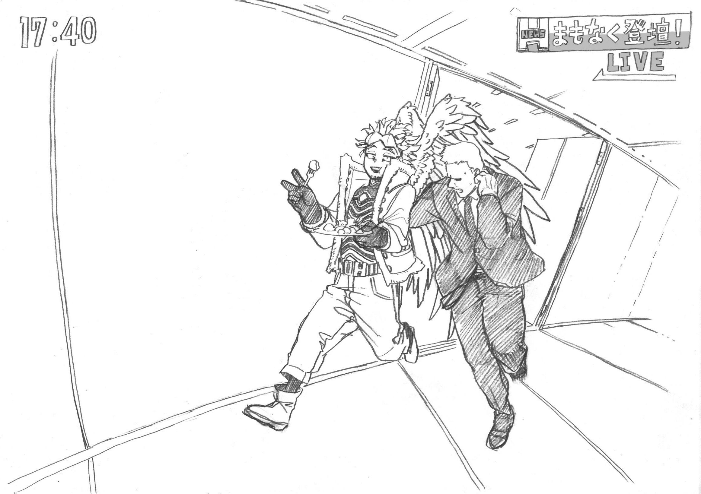 Episode 87 Sketch 2