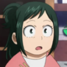 Inko Midoriya Present Anime02