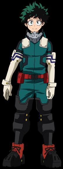 Izuku Midoriya My Hero Academia Wiki Fandom